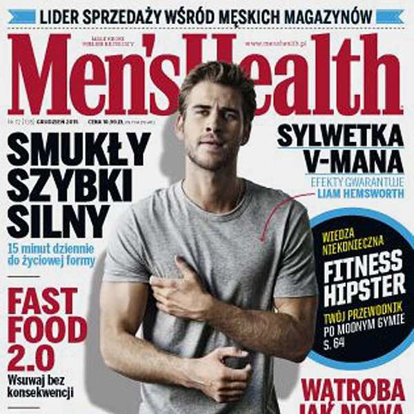 ZEW w Men's Health
